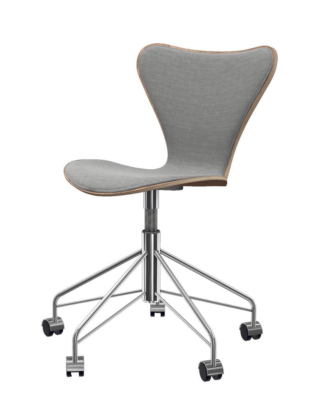 Chaise Serie 7 Bureau De Arne Jacobsen Pour Fritz Hansen