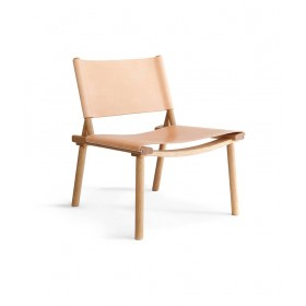 Fauteuil XL December, design J. Morison and W. Kumano