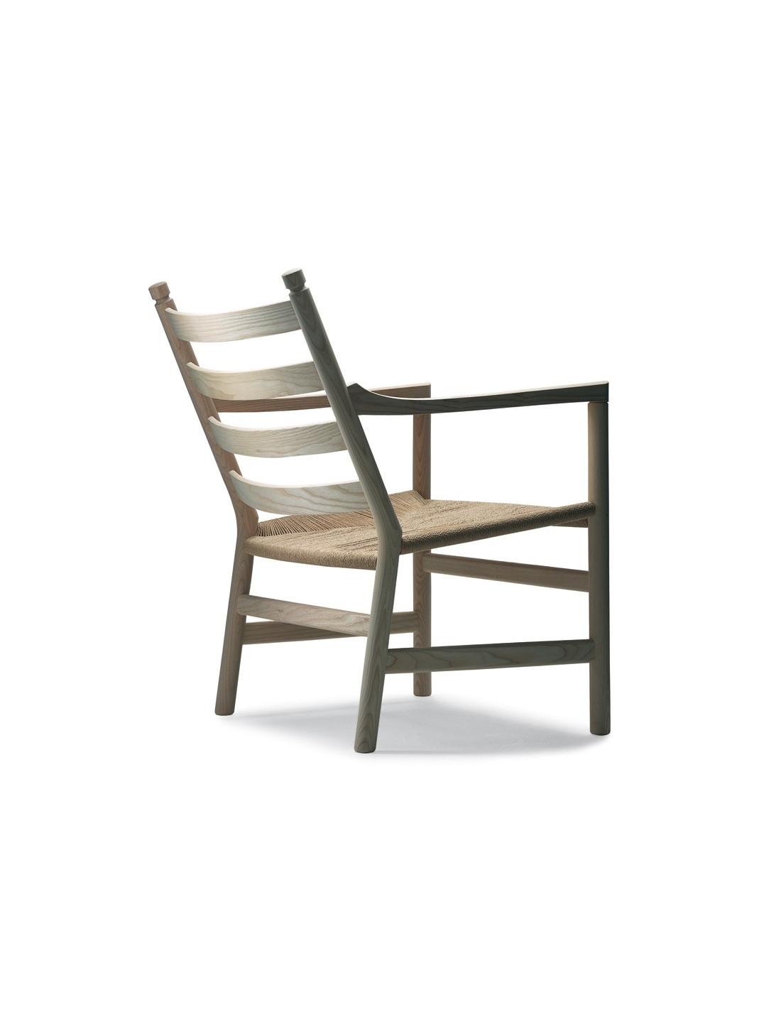 fauteuil ch44 design hans wegner pour carl hansen la. Black Bedroom Furniture Sets. Home Design Ideas