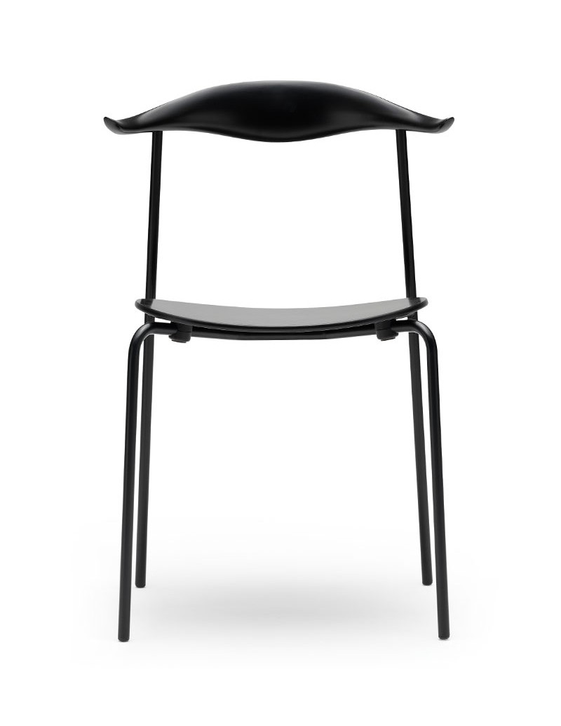 chaise ch 88t design hans j wegner pour carl hansen. Black Bedroom Furniture Sets. Home Design Ideas