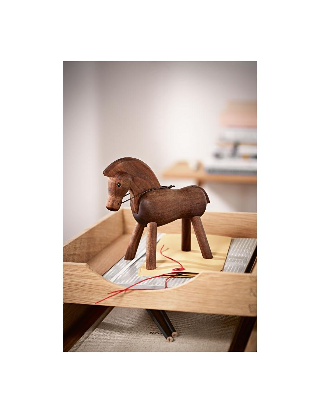 Wooden Horse By Kay Bojesen La Boutique Danoise