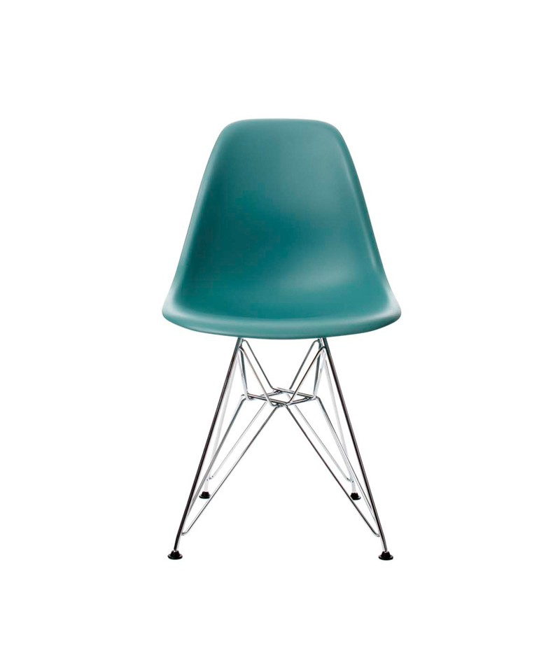 Dsr chair design charles ray eames for vitra la boutique danoise for Prix chaise eames vitra