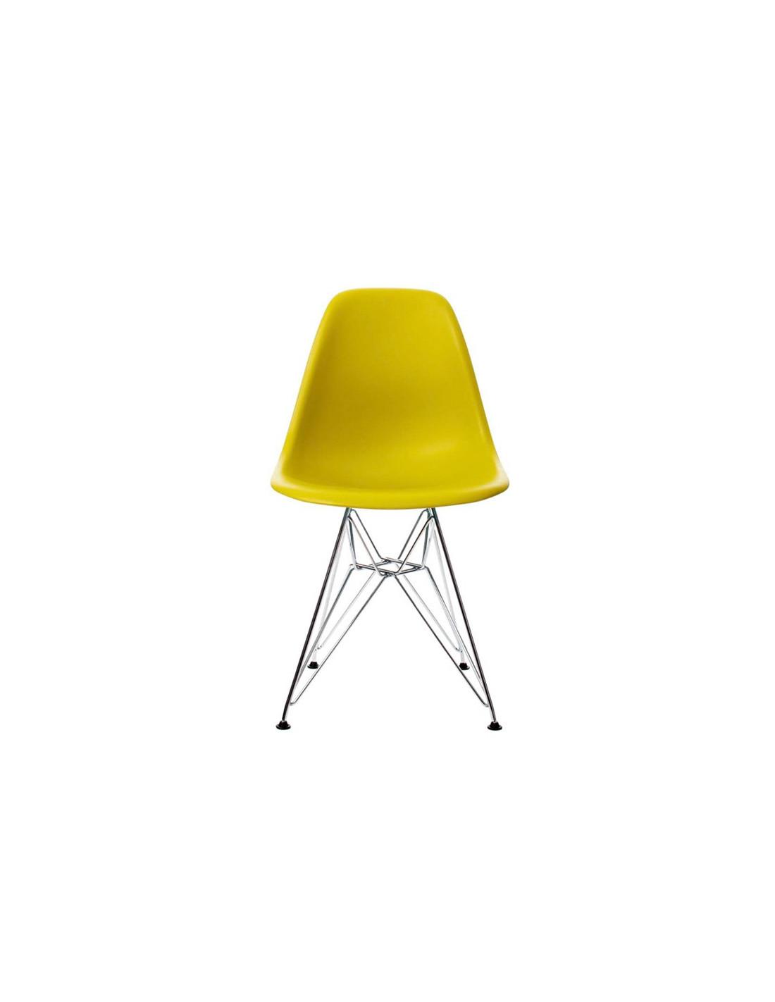 Chaise DSR Design Charles Ray Eames Pour Vitra La Boutique Danoise