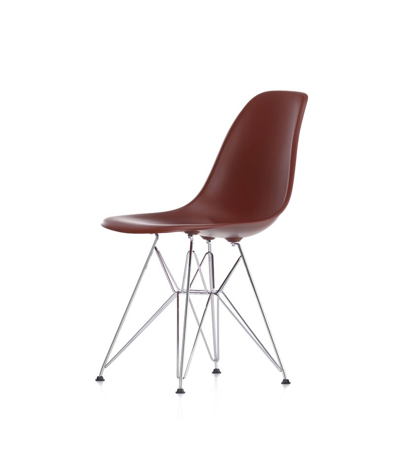 Chaise dsr design charles ray eames pour vitra la for Boutique vitra