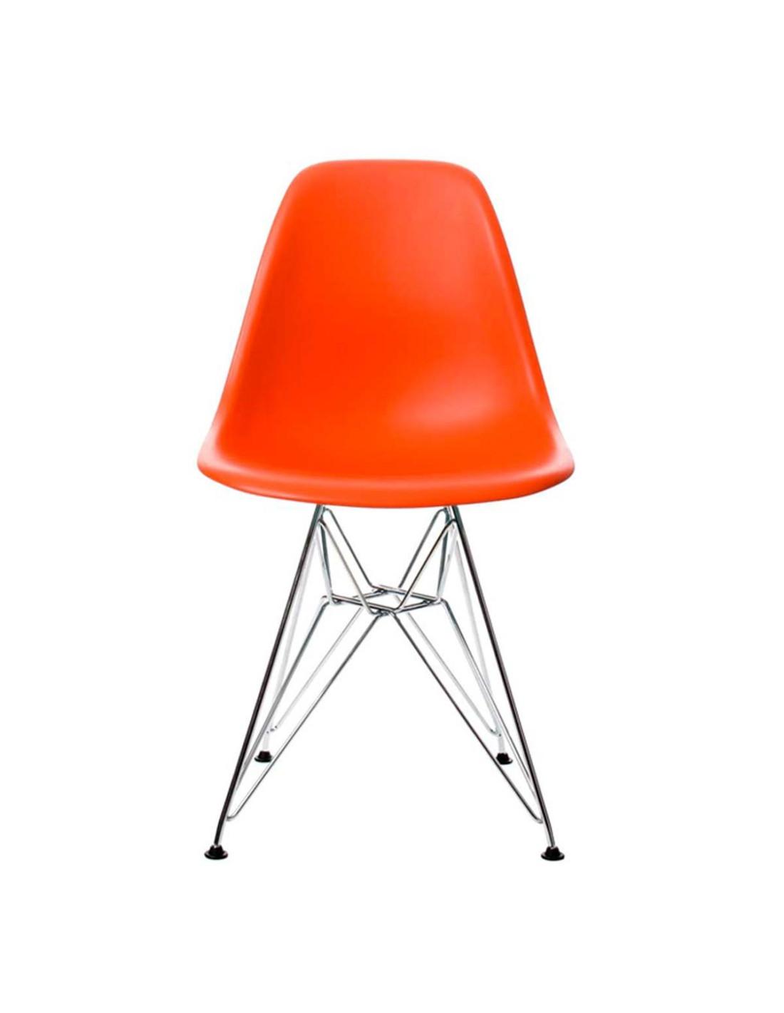 chaise dsr design charles ray eames pour vitra la boutique danoise. Black Bedroom Furniture Sets. Home Design Ideas