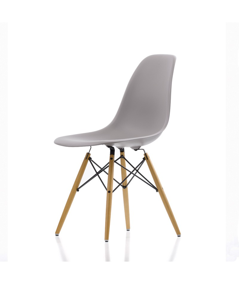Chaise dsw charles ray eames pour vitra for Boutique vitra