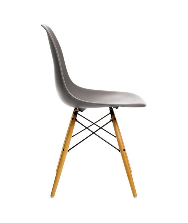 Chaise dsw charles ray eames pour vitra for Galette chaise charles eames