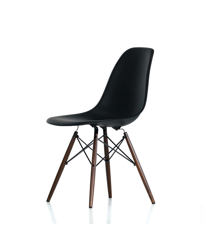 chaise dsw charles ray eames pour vitra. Black Bedroom Furniture Sets. Home Design Ideas