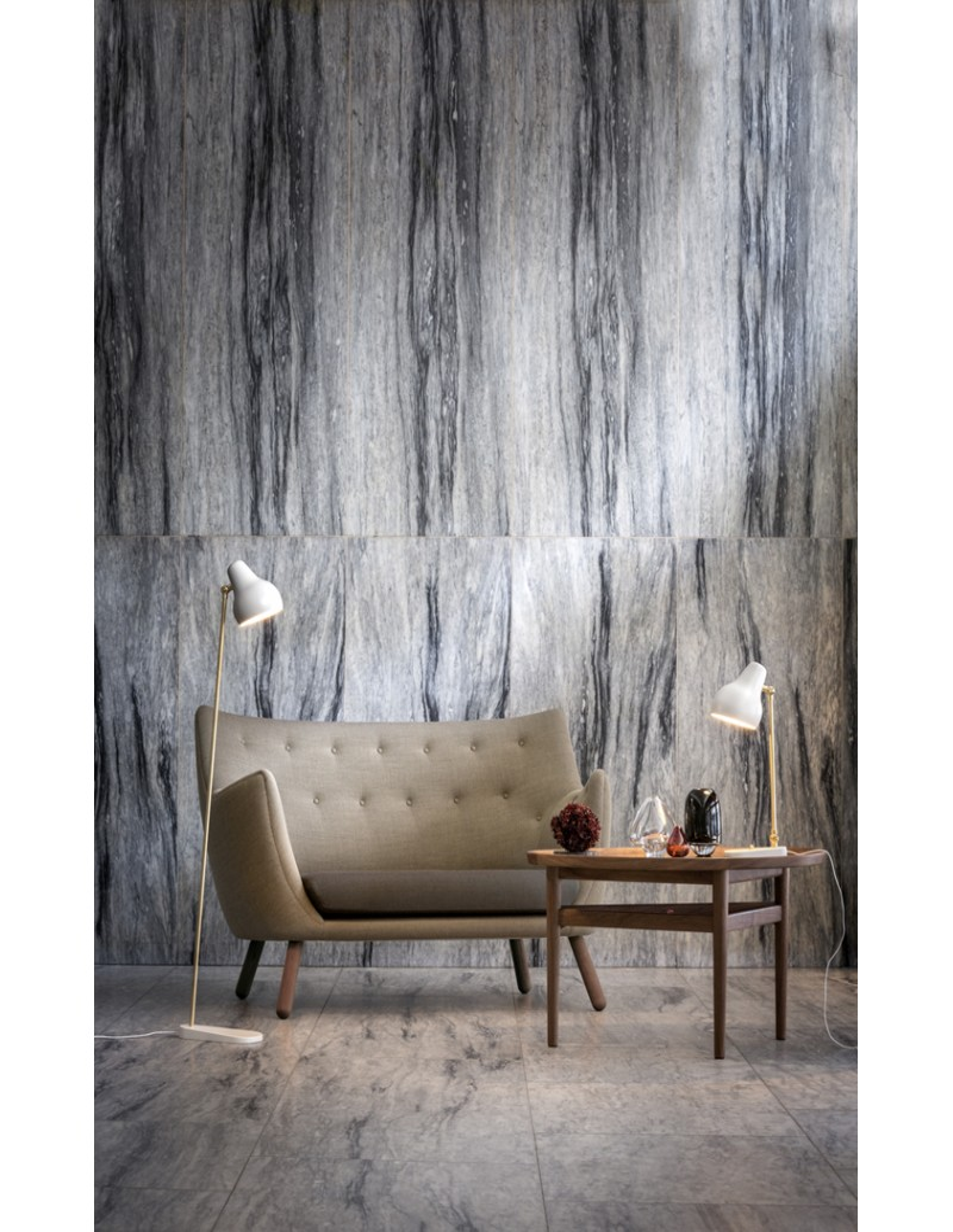 Vl38 Wall Light Design Vilhelm Lauritzen For Louis Poulsen