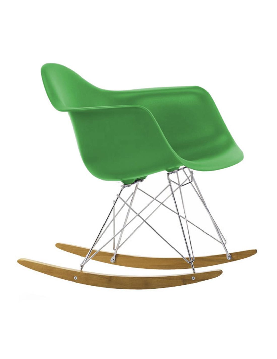chaise bascule rar charles ray eames vitra