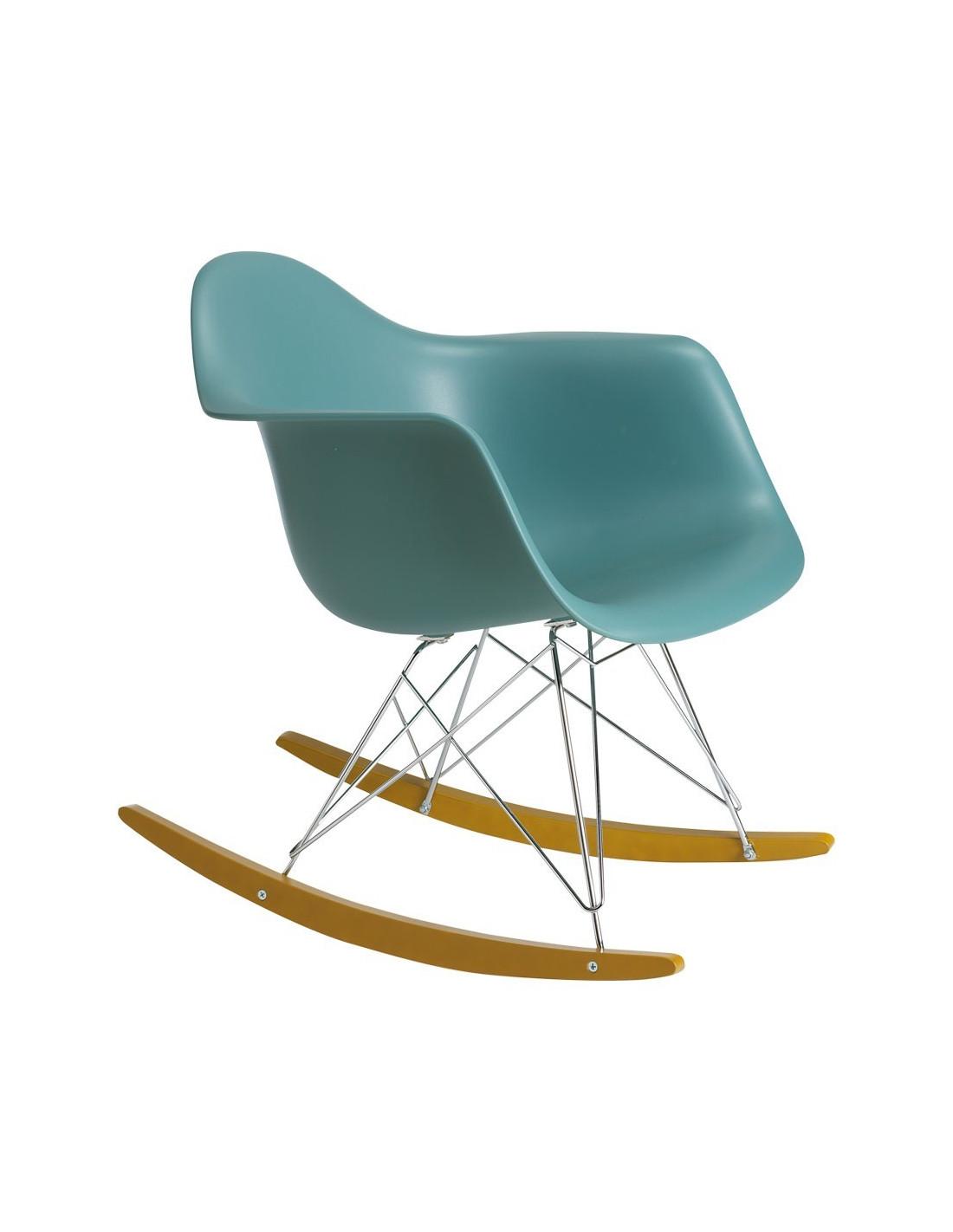 Chaise 224 Bascule Rar Charles Amp Ray Eames Vitra