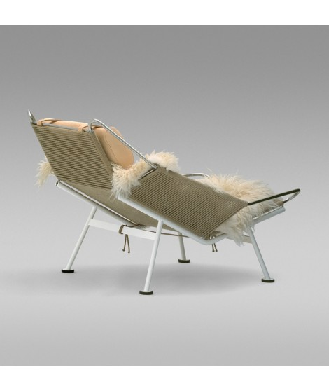 Flag easy chair, Hans J. Wegner