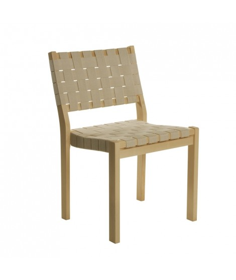 Chair 611 Alvar Aalto Design For Artek La Boutique Danoise