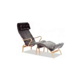 Miranda lounge chair, design Bruno Mathsson