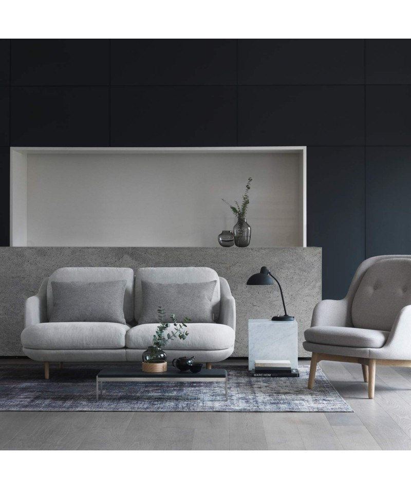 sofa lune by jaime hayon for fritz hansen. Black Bedroom Furniture Sets. Home Design Ideas