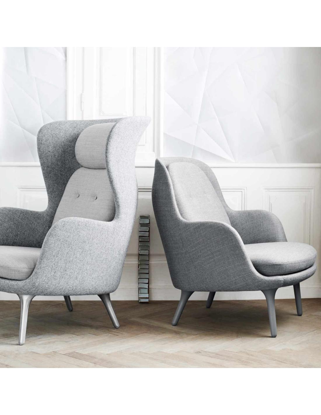 Lounge Chair Ro Jaime Hayon Fritz Hansen