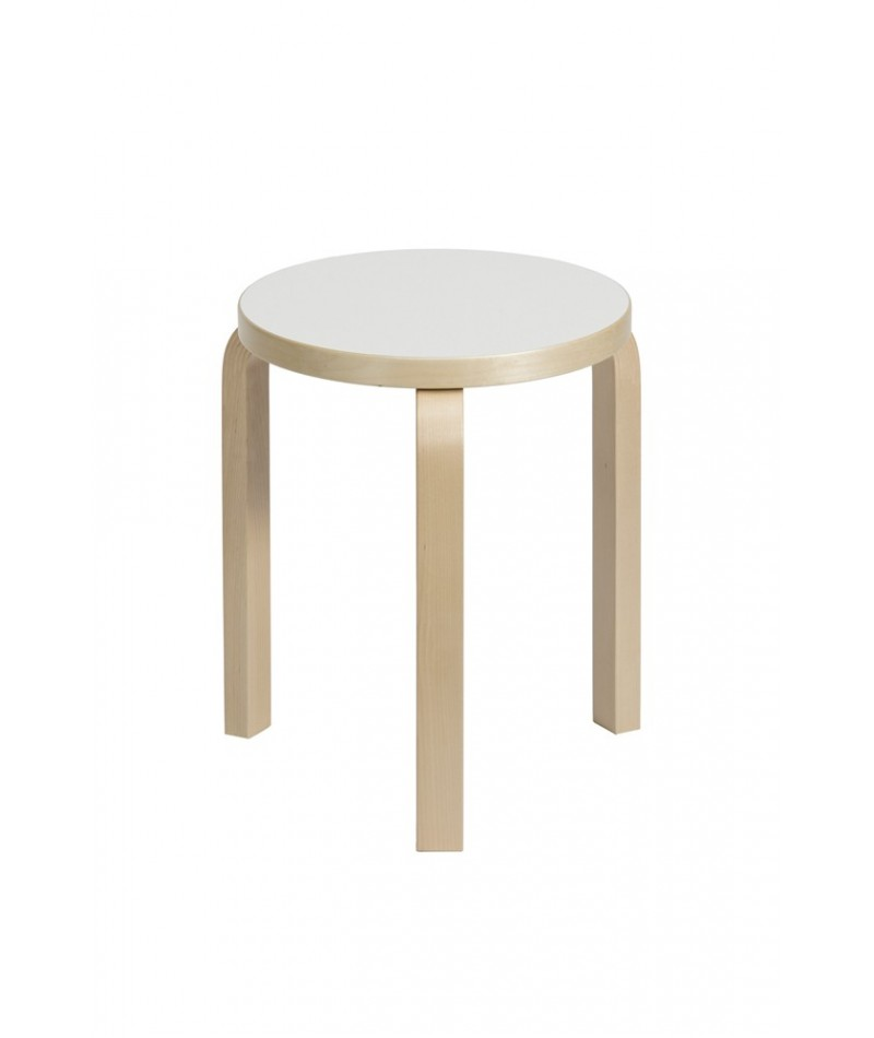 tabouret 60 design alvar aalto pour artek la boutique. Black Bedroom Furniture Sets. Home Design Ideas