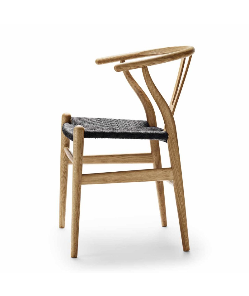 ch24 wishbone chair hans wegner design for carl hansen la