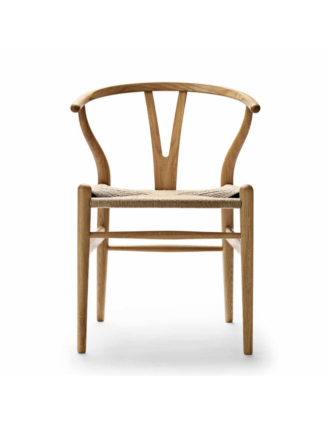 Wishbone Chair Ch24 Hans J Wegner Carl Hansen