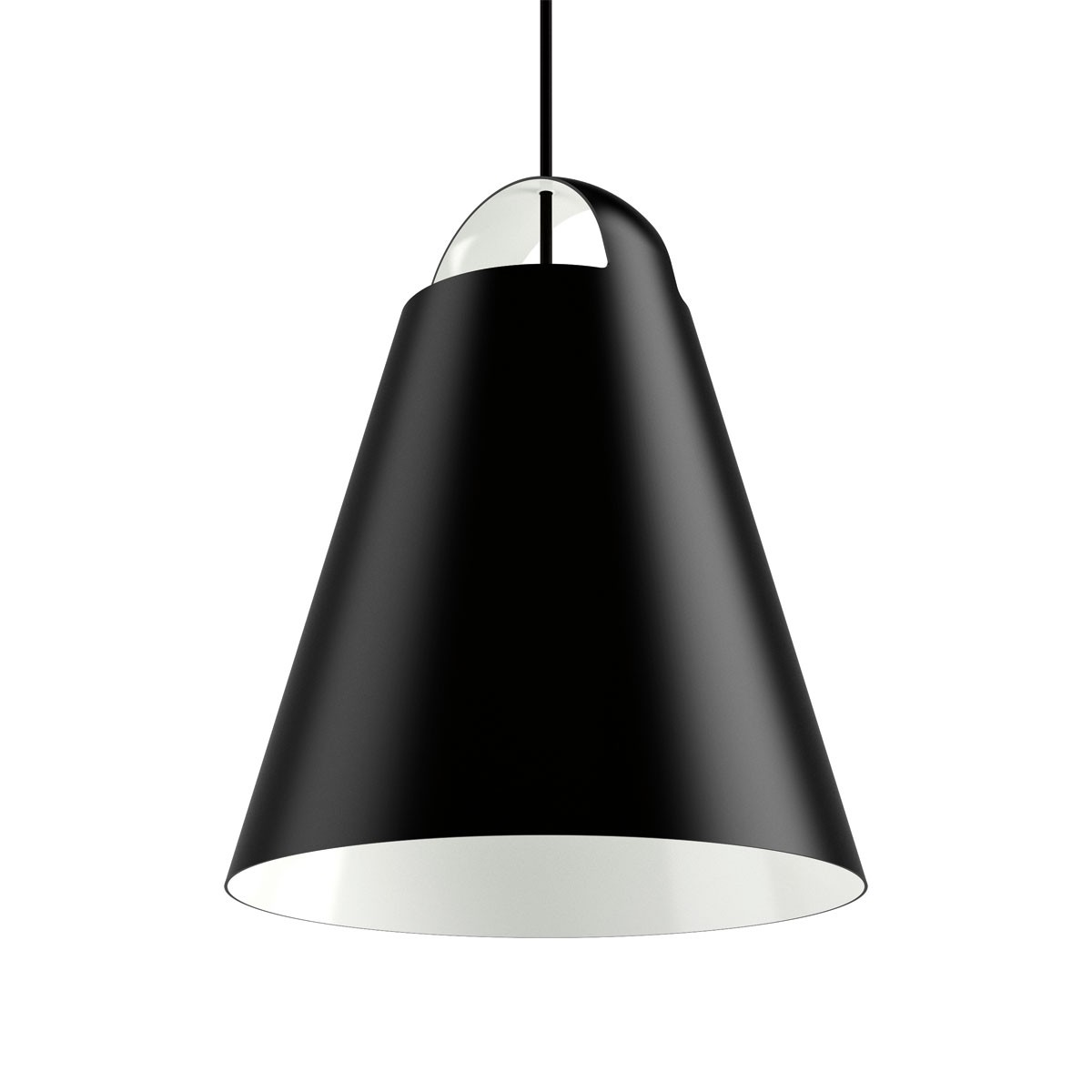 Above pendant, design Mads Odgård for Louis Poulsen, 2017.