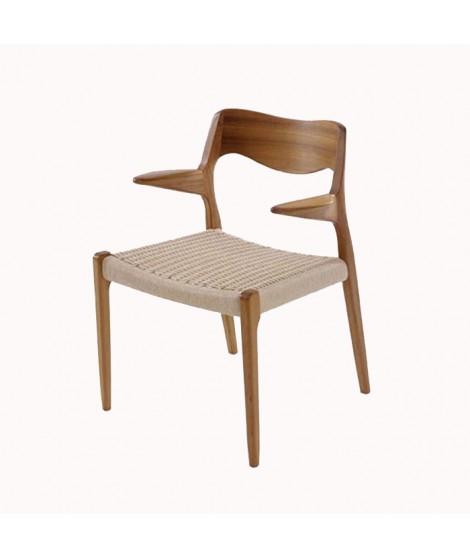 Mollers 55 armchair, N.O Mollers design