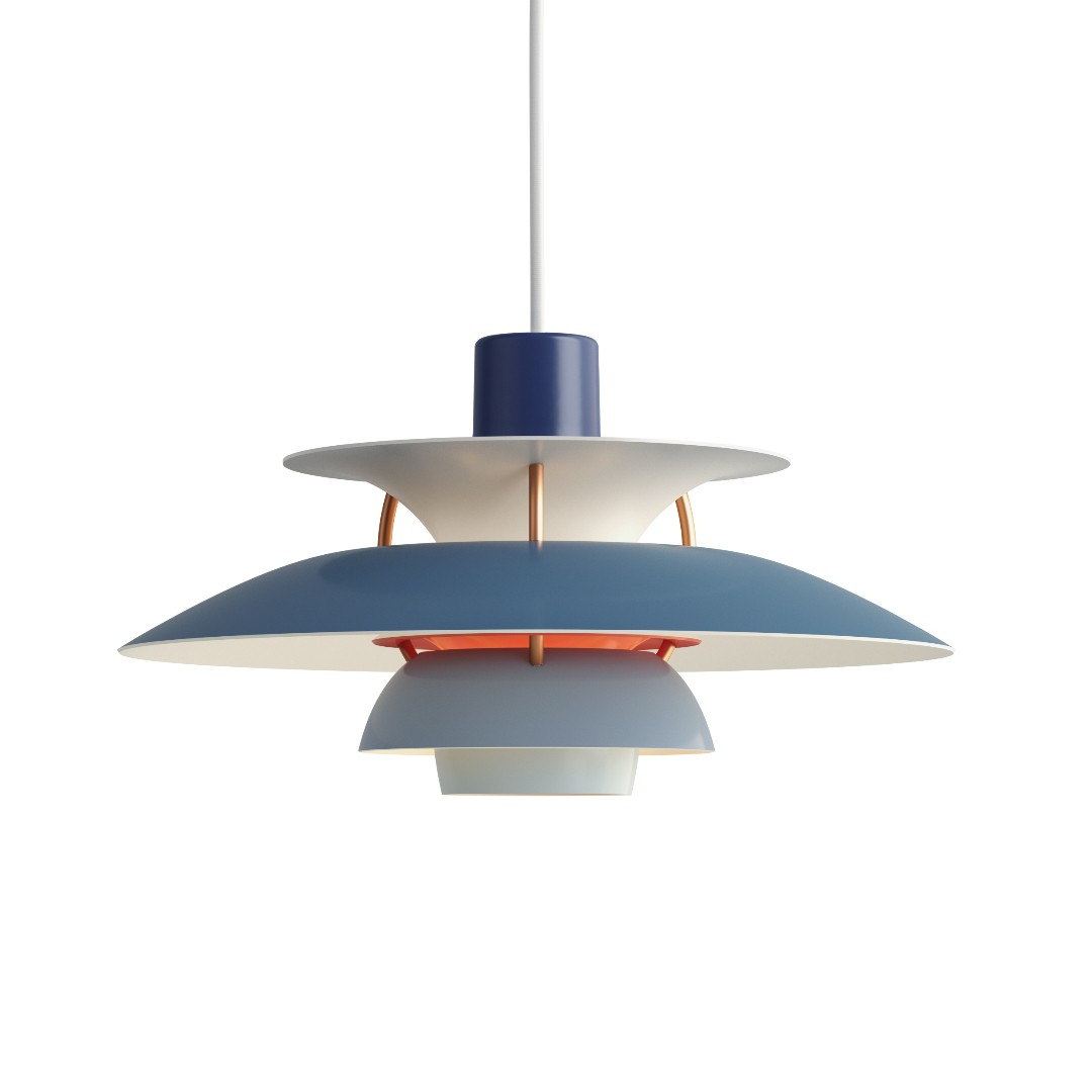 Pendant PH5 MINI, design Poul Henningsen for Louis Poulsen