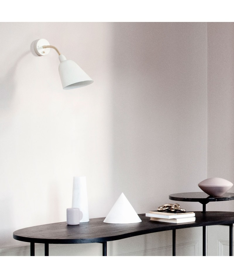 Bellevue AJ9 wall lamp, design Arne Jacobsen for And tradition ...