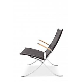 FK 82 armchair, Fabricius and Kastholm design