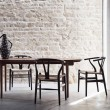 Wishbone chair CH24 Hans J Wegner, Carl Hansen