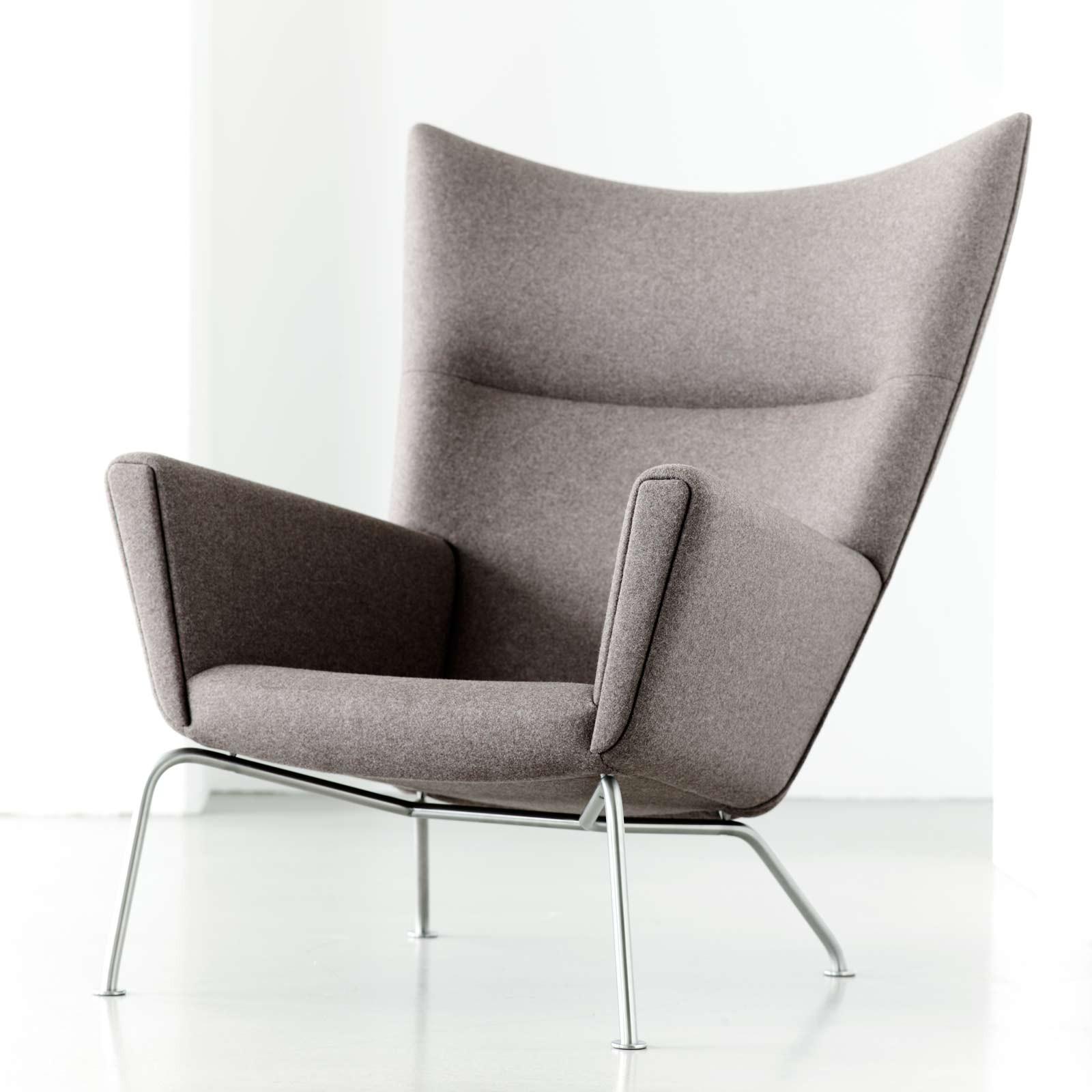 Fauteuils design scandinaves par les plus grands designers danois