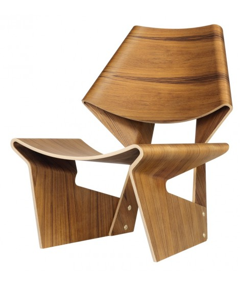 G. Jalk easy chair, Grete Jalk design
