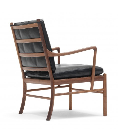 Colonial chair, Ole Wanscher pour Carl Hansen