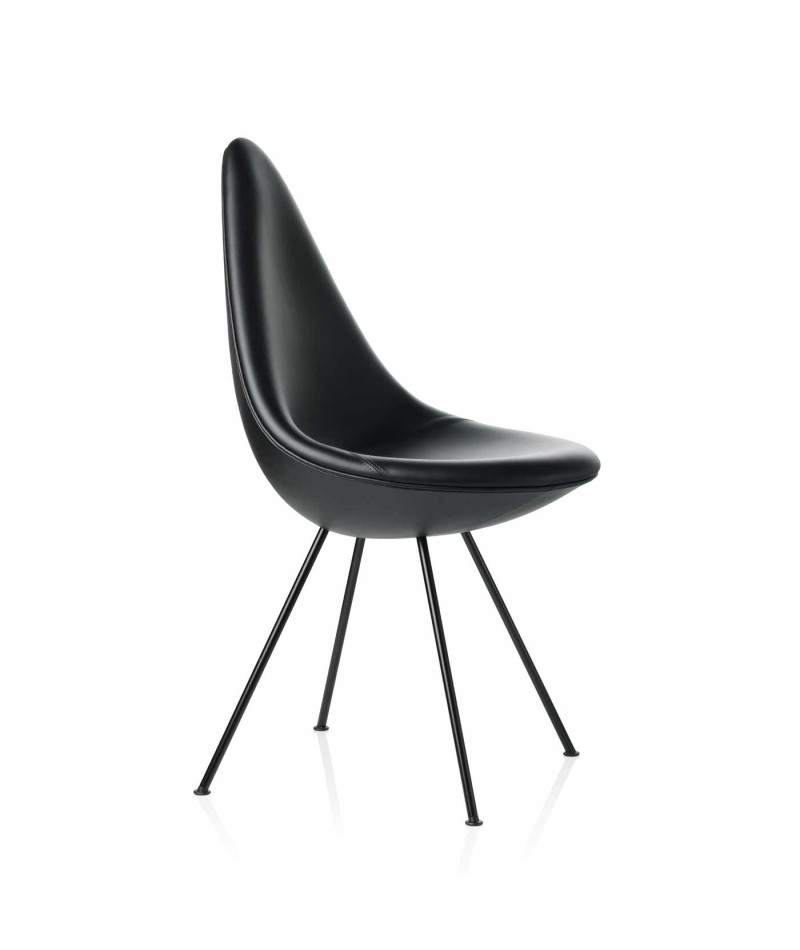 chaise drop arne jacobsen fritz hansen. Black Bedroom Furniture Sets. Home Design Ideas