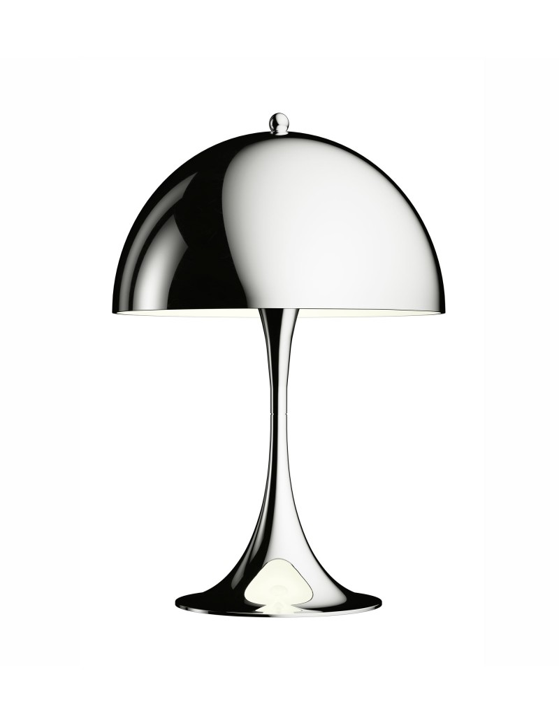 Lampe De Table Panton Louis Panthella Verner Pour Mini Poulsen K1JFcl