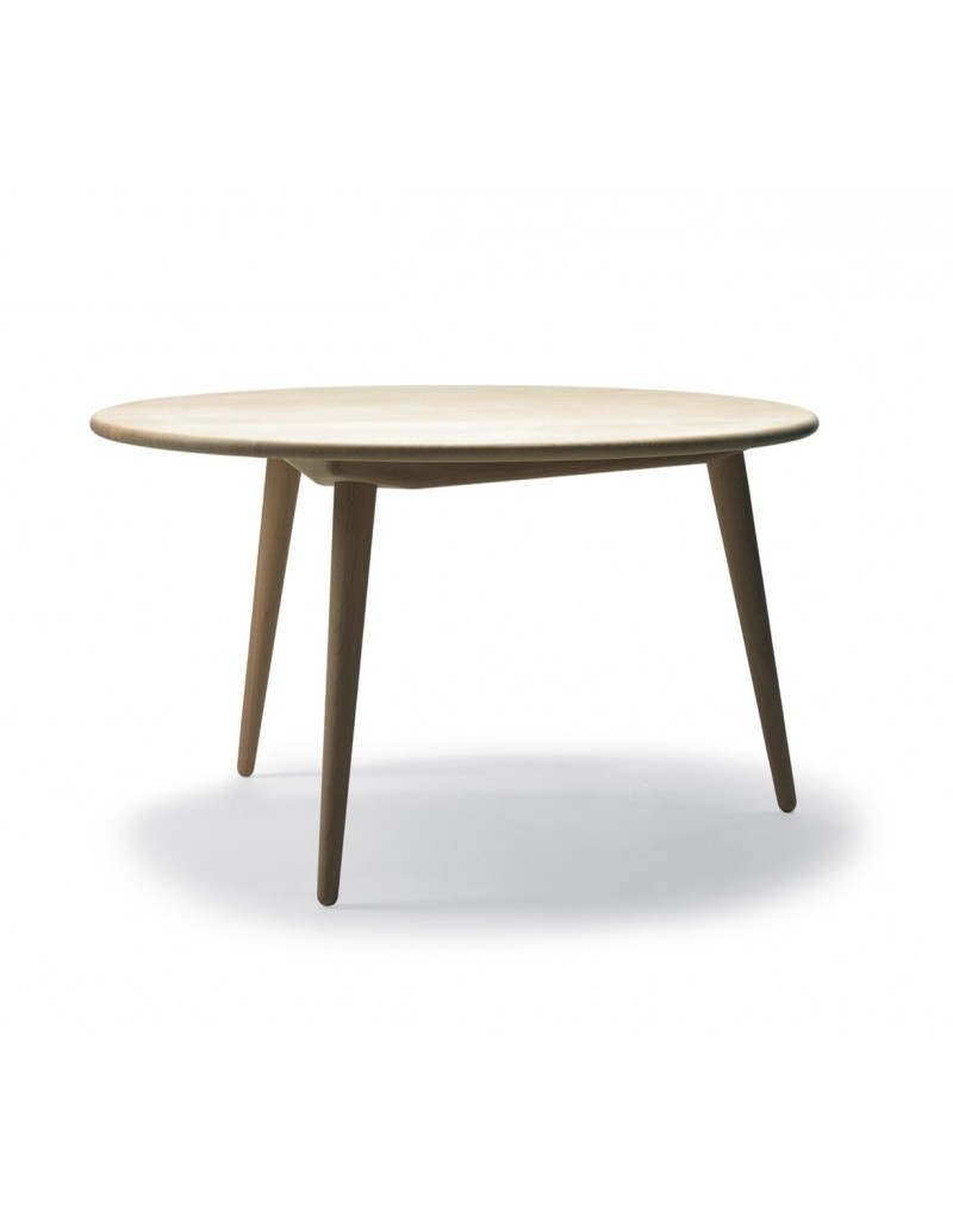 Wegner Ch008 Coffee Table: Tripede Coffee Table, Hans Wegner Design For Carl Hansen