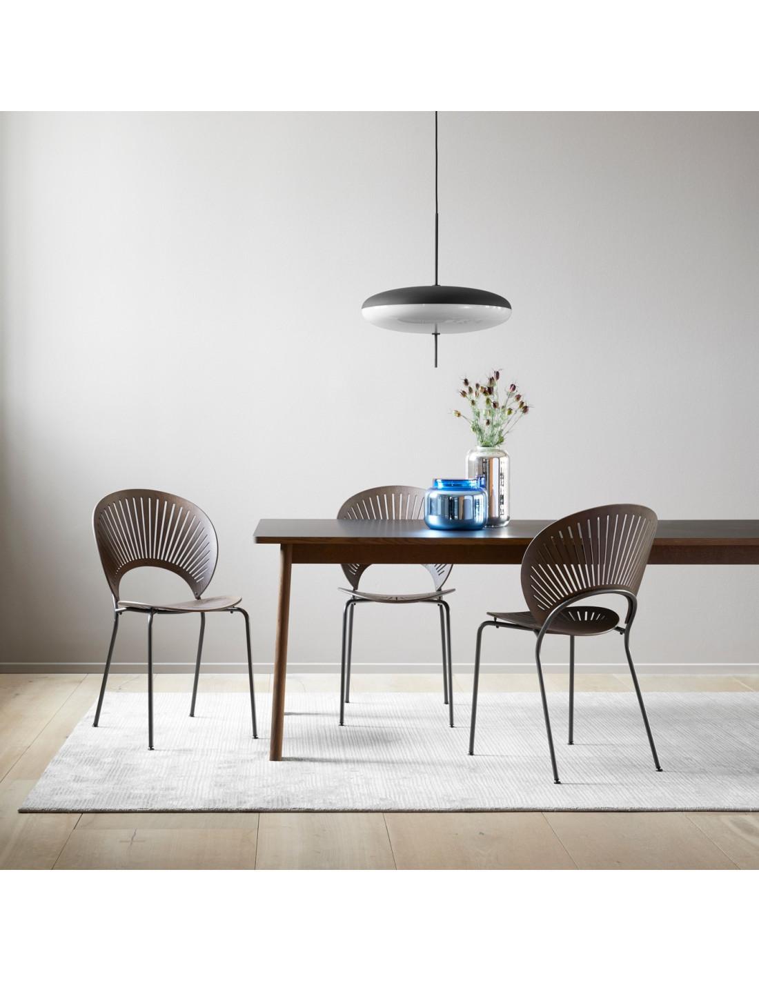 chaise trinidad de nanna ditzel la boutique danoise. Black Bedroom Furniture Sets. Home Design Ideas