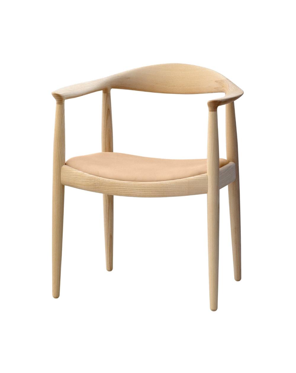 chaise ic ne design hans wegner la boutique danoise. Black Bedroom Furniture Sets. Home Design Ideas
