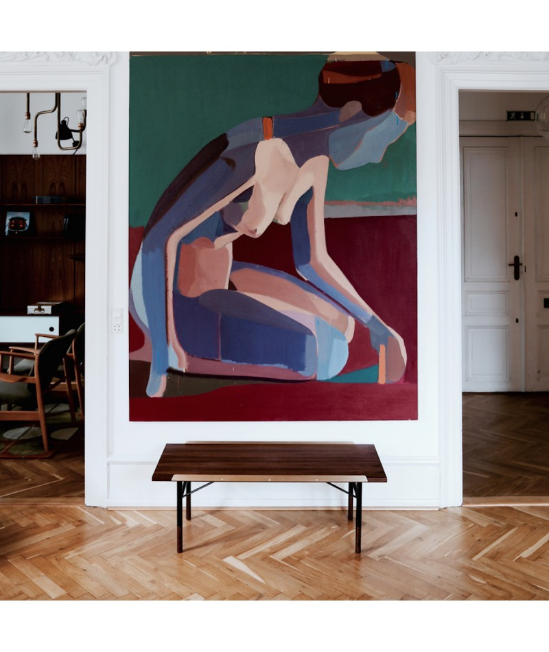 Superb Table Bench By Finn Juhl For House Of Finn Juhl Pabps2019 Chair Design Images Pabps2019Com