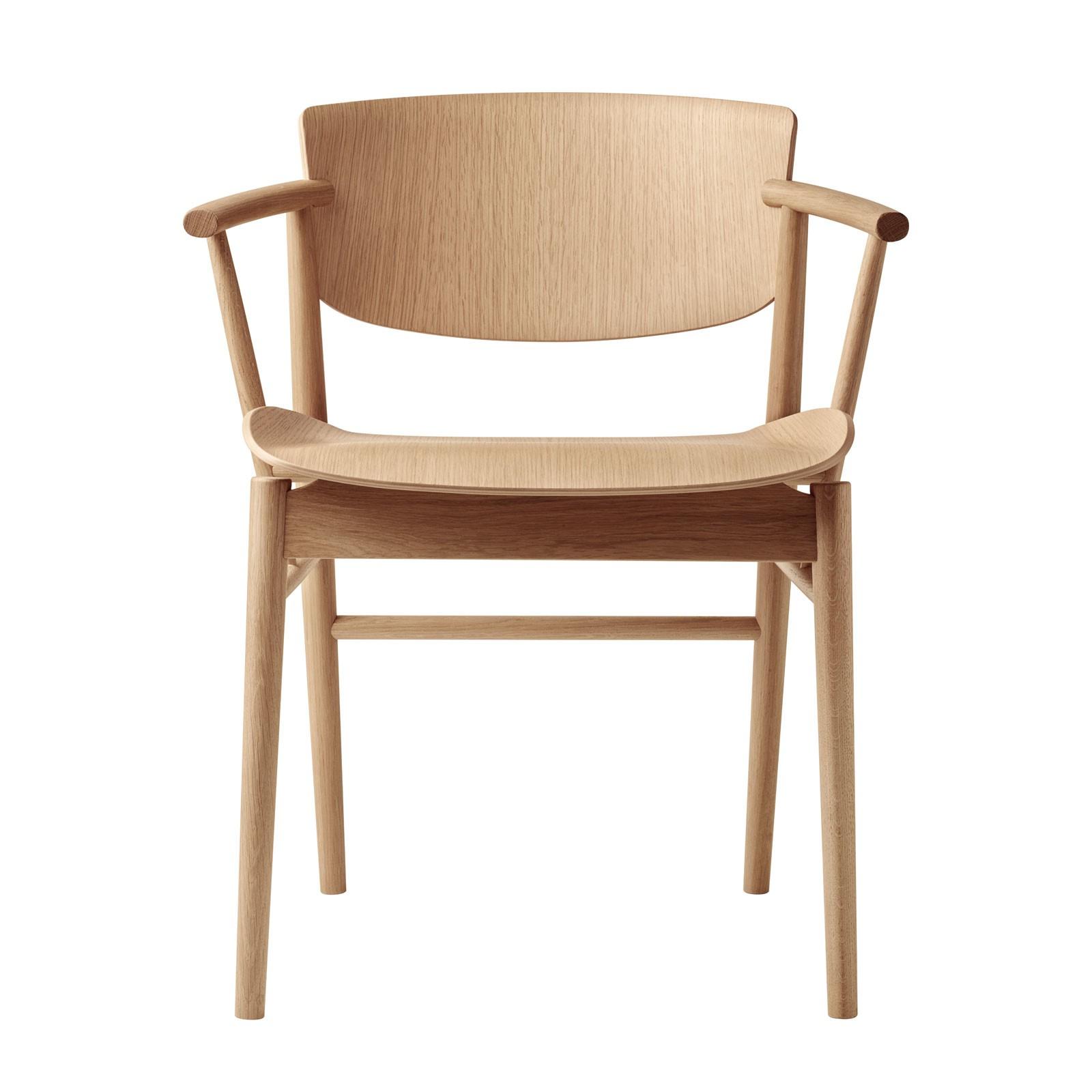 No1 Chair Design Nendo For Fritz Hansen