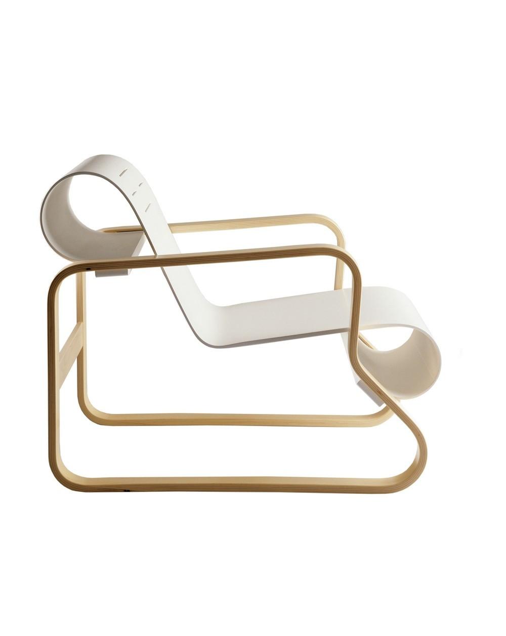 Fauteuil Paimio 41 Design Alvar Aalto pour Artek