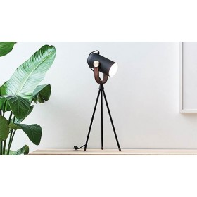 LAMPE DE TABLE CARRONADE