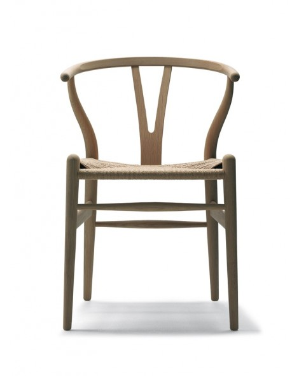 chaise wishbone CH24 Chêne savonné