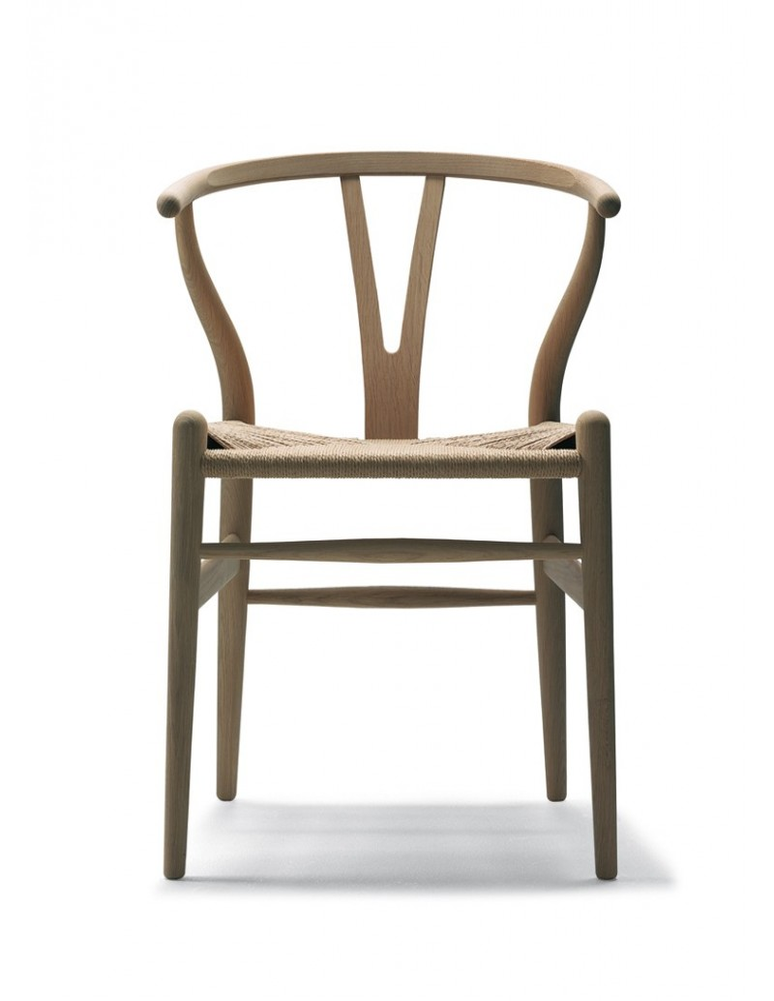 Wishbone Chair CH24 Oak Soaped Hans J Wegner