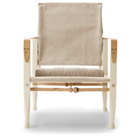 Safari armchair, Kaare Klint for Carl Hansen