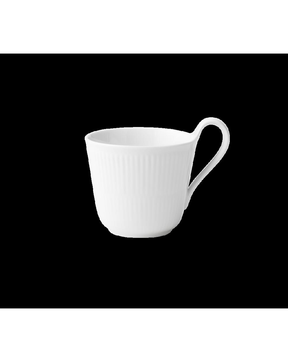MUG WHITE PLAIN