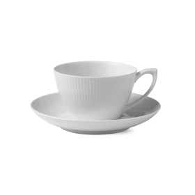 TASSE WHITE PLAIN