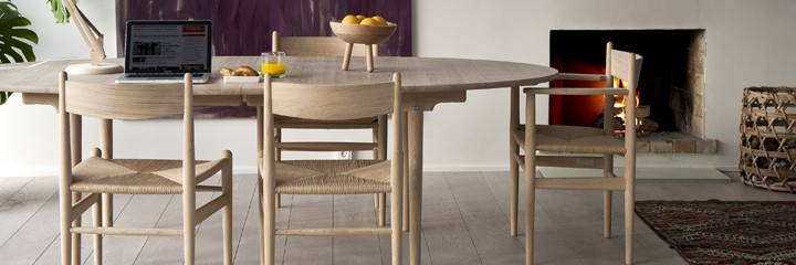Tables design scandinave et design nordique au meilleur for Table scandinave avec rallonge