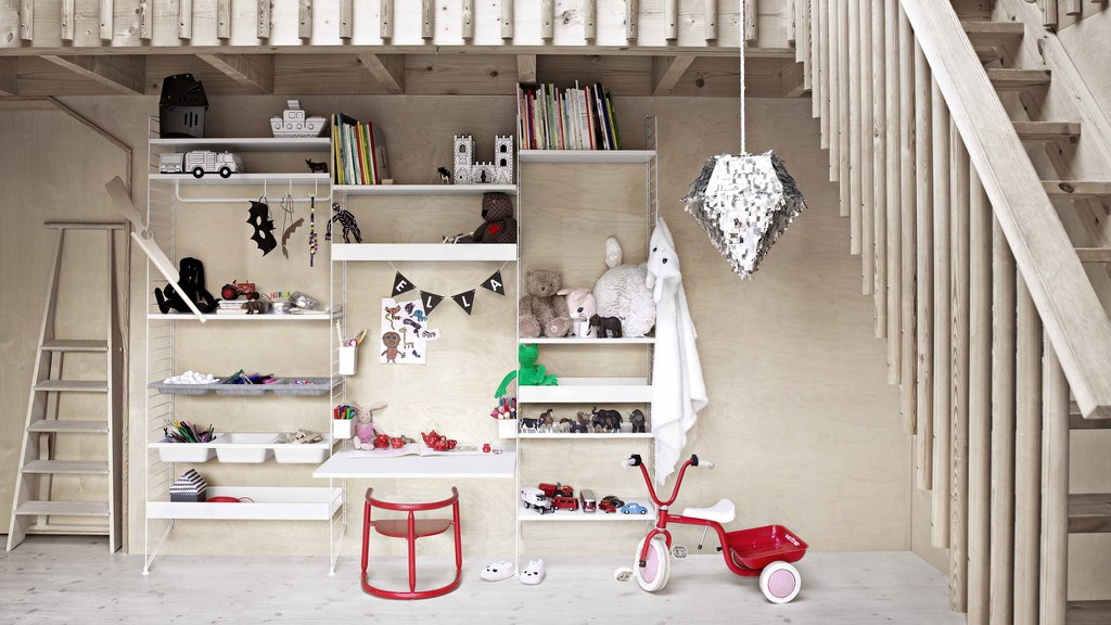 String furniture - Chambre d'enfant